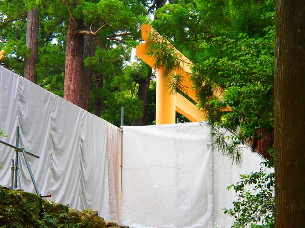 写真: 新神殿