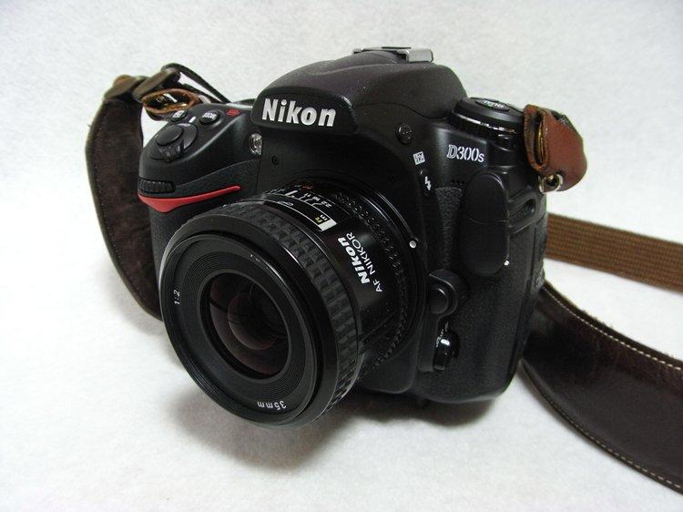 Nikon D300S + Nikon Ai AF Nikkor 35mm f/2