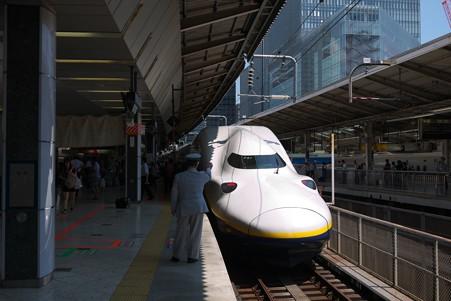 2012.07.30 東京駅 Maxとき314号