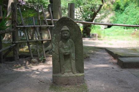 2012.08.09 円覚寺 地蔵