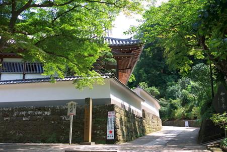 2012.08.09 円覚寺 境内