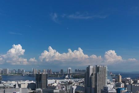2012.08.25 三田 姪のマンション窓景