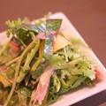 Photos: 2012.09.04 ビストロ・デュ・ヴァン・ガリエニ 前菜 鎌倉野菜