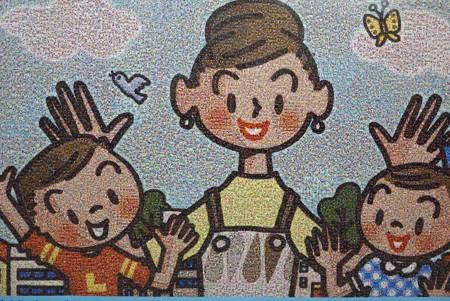 2012.09.30 新橋 写真がいっぱいのポスター