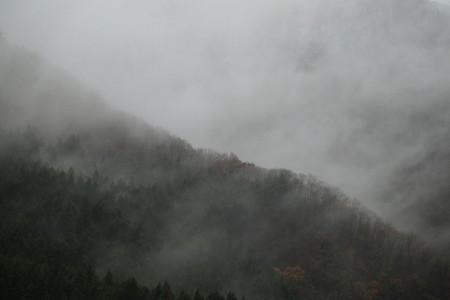 2012.11.24 新潟 関越道 湯沢町