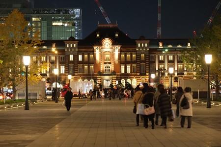 2012.11.25 東京 駅前
