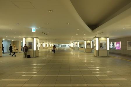 2012.11.25 東京 丸の内地下中央口付近