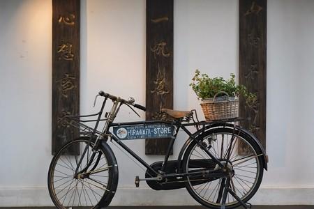 2012.11.30 中華街 凸凹堂横濱 自転車
