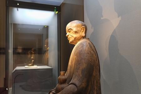 2012.12.06 上野 東京国立博物館 羅漢坐像 第三百六十五号像 松雲元慶作