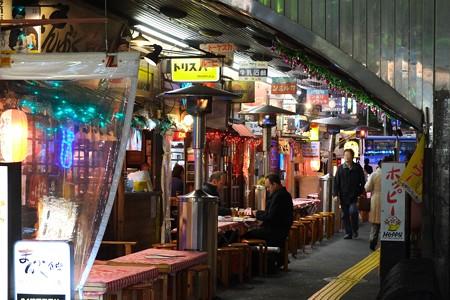 2012.12.06 東京 有楽町 ガード下
