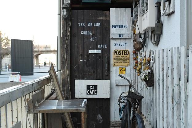 2012.12.27 みなとみらい CJ CAFE