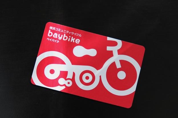 2012.12.27 机 baybike ICカード