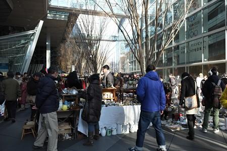 2013.01.20 東京国際フォーラム 大江戸骨董市 探し物