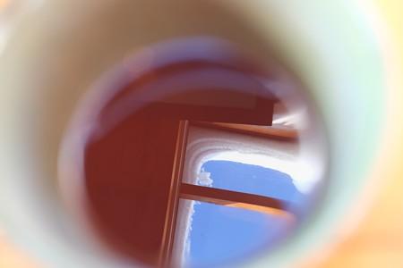 2013.01.28 秋田県 乳頭温泉鶴の湯 茶舎 お汁粉に雪窓