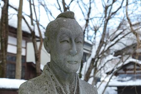 2013.01.28 角館 武家屋敷 青柳家 小田野直武像