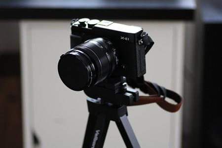 2013.02.12 机 X-E1+Velbon CUBE