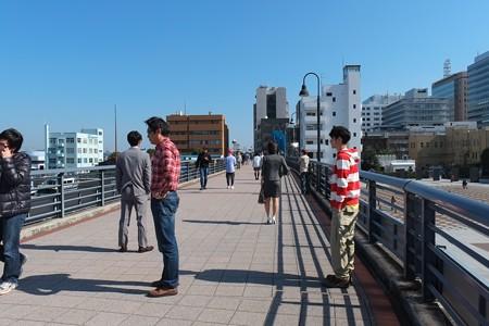 2013.03.06 山下臨港線プロムナード 撮影