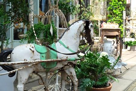 2013.03.10 丸の内ブリックスクエア PASS THE BATON 鉄の馬