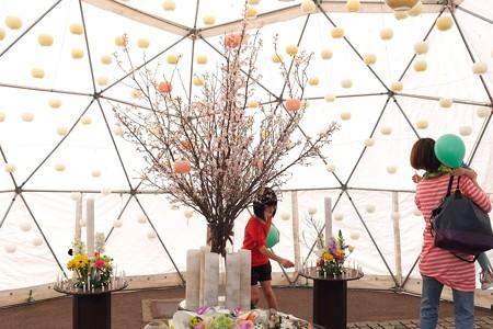2013.03.10 日比谷公園 311 東日本大震災 市民のつどい 追悼ドーム