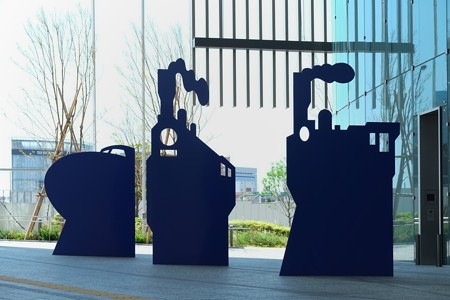 2013.04.27 横浜 原鉄道模型博物館 オブジェ