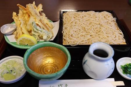 2013.05.09 鎌倉 竹庵 ごぼう天せいろ