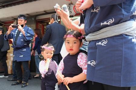 2013.05.18 浅草 三社祭 祭り化粧