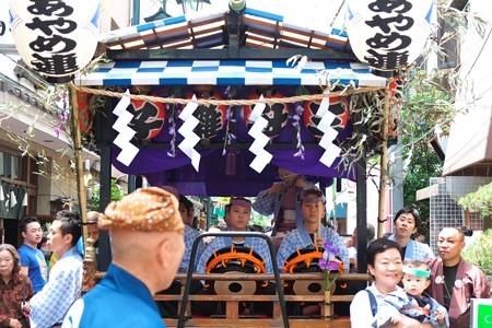 2013.05.18 浅草 三社祭 山車