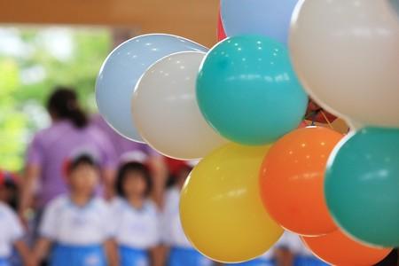 2013.06.16 新潟 幼稚園の運動会 応援