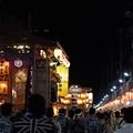 写真: 2013.08.04 富士市 甲子祭 屋台 帰町