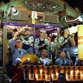 写真: 2013.08.04 富士市 甲子祭 屋台