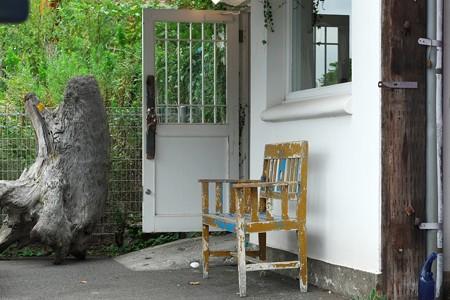 2013.09.07 みなとみらい BLUE BLUE YOKOHAMA ベンチ