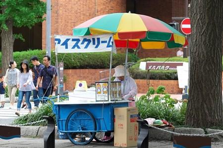 2013.09.07 横浜スパークリングトワイライト アイスクリーム屋