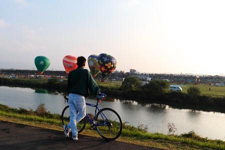 2013.11.04 2013佐賀バルーンフェスタ レース中止決定の後 3