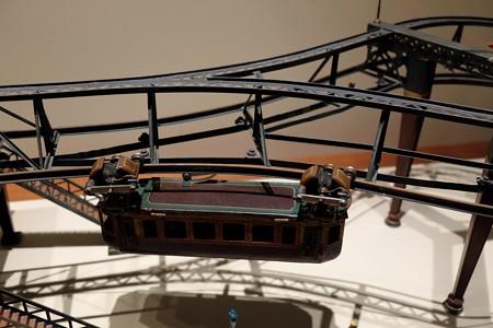 2013.11.13 原鉄道模型博物館 ヴッパータールの懸垂電車模型
