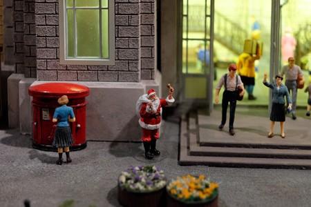 2013.12.22 横浜 原鉄道模型博物館 クリスマス