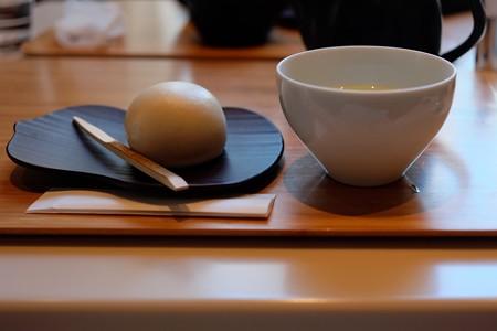 2014.01.01 東京駅 お茶一服