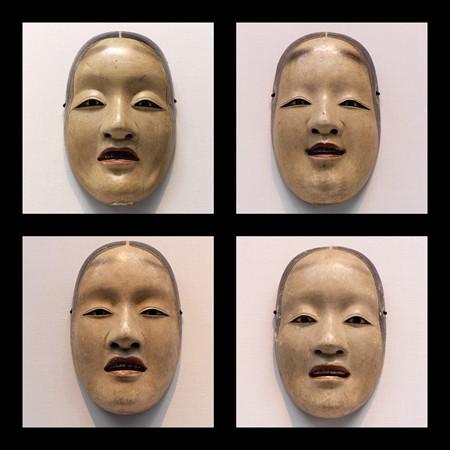 2014.01.08 東京国立博物館 能面