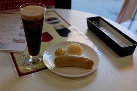 2014.01.22 鎌倉 腸詰屋八幡宮前店 ランチ