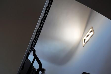 2014.01.29 山手 横浜地方気象台 階段室の明り取り窓