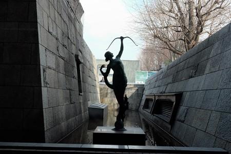 2014.02.03 東京文化会館  「ダイアナ」 アンナ・ハイアット・ハンティントン