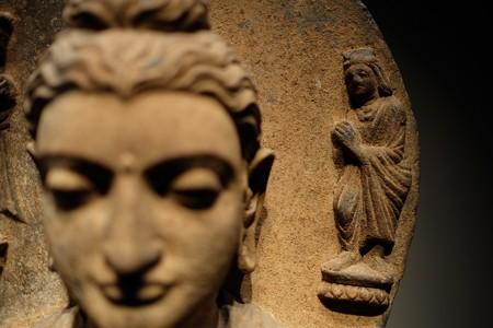 2014.02.07 東京国立博物館 如来坐像 帝釈天 TC-80