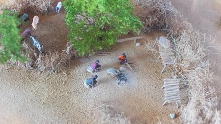2014.03.24 ズーラシア アフリカのジオラマ