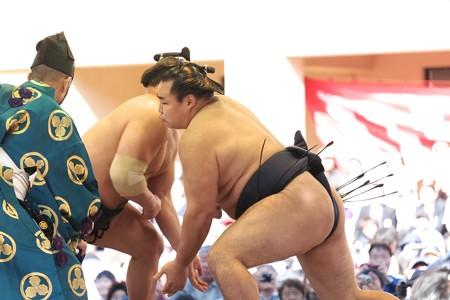 2014.04.04 靖国神社 奉納相撲
