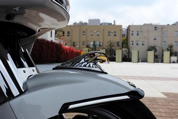 2014.04.09 象の鼻パーク Honda Gold Wing Gl 1500 K