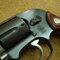 Photos: レインボーラグーン S&W M49 ボディーガード アルタモント グリップ