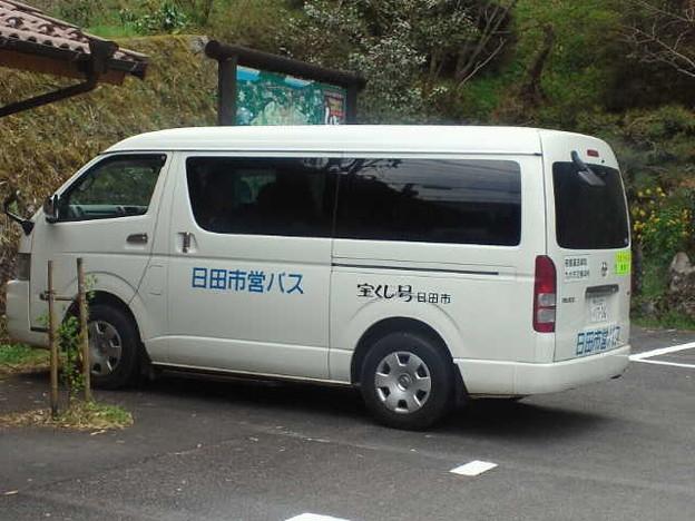 日田市営バス - 写真共有サイト...
