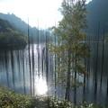 王滝の自然湖