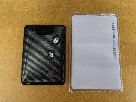 GVB 神奈川県 セキュリティ取付・STIボタン後付プッシュスタート2取付 薄型オートキーレスバージョン2取付 リモコン