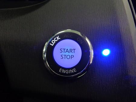 オデッセイRB3 東京都 後付プッシュスタート2・薄型オートキーレス取付 LED埋め込み