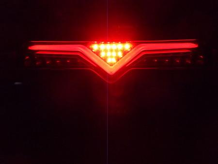 N-BOX 岐阜県 LED取付 赤